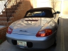 1998 Porsche Boxter glass Window